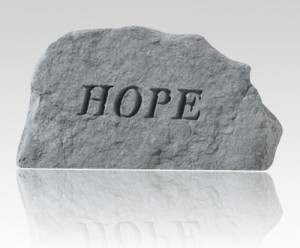 Do Christians have eternal hope?